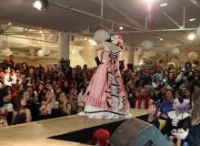 Scene cosplay
