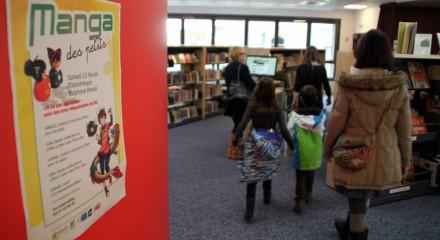 Le Manga des Petits – Médiathèque de Montlouis